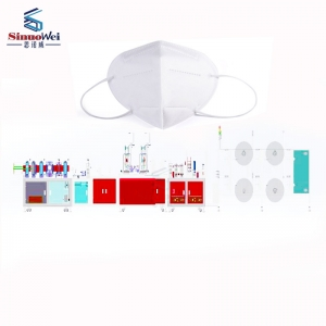 respirator making machine